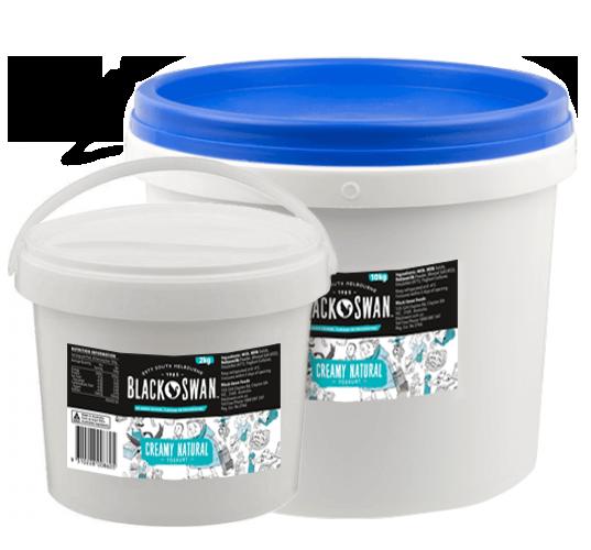Yoghurt Buckets
