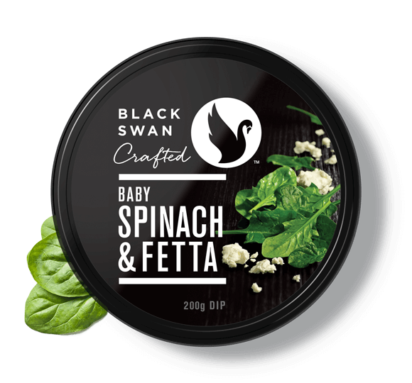 Baby Spinach & Fetta
