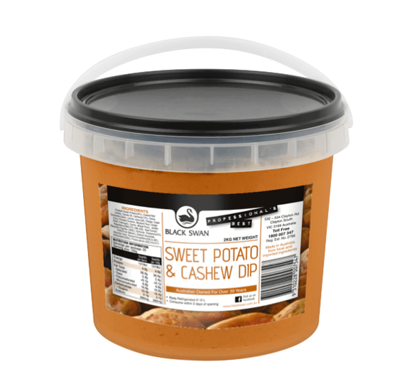 Sweet Potato & Cashew