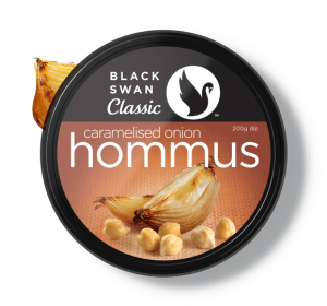 Caramelised Onion Hommus