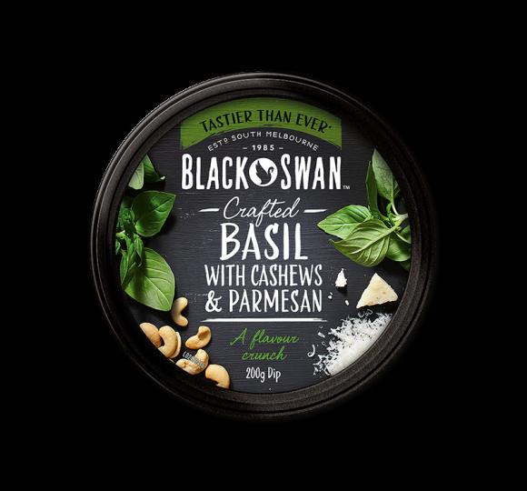 Basil, Cashew & Parmesan