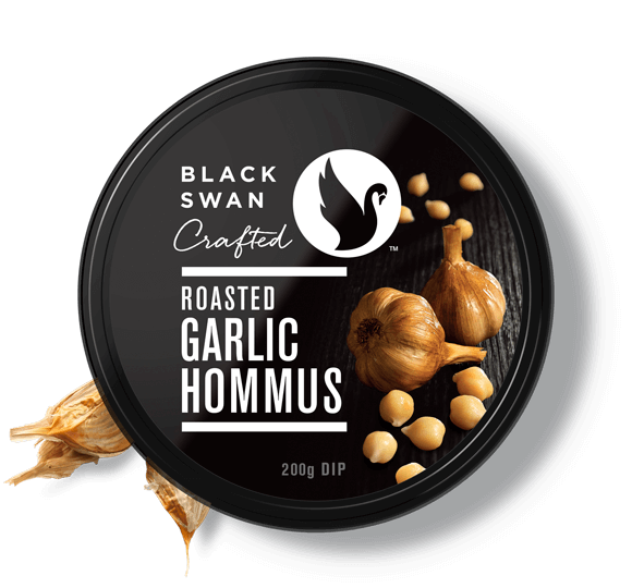 Roasted Garlic Hommus