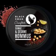 Sumac & Sesame Hommus