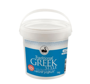 Greek Style Pot Set Yoghurt