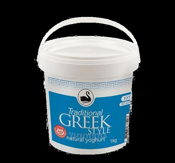 Greek Style Pot Set Yoghurt