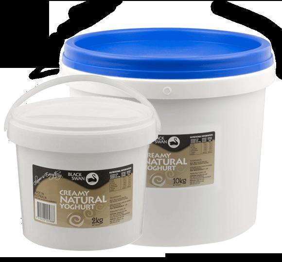 Creamy Natural Yoghurt
