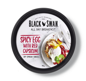 Spicy Egg with Red Capsicum