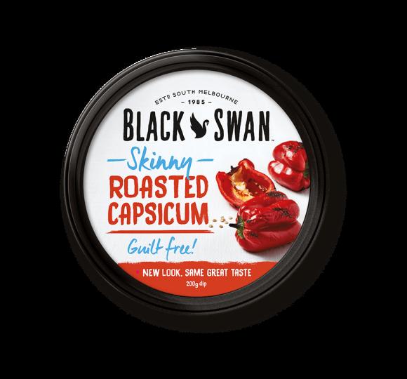 Skinny Roasted Capsicum