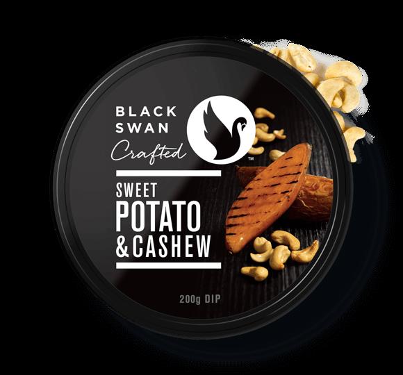 Sweet Potato & Cashew   Black Swan Dip