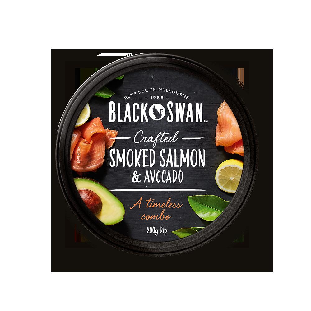 Smoked Salmon & Avocado